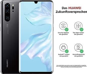 Huawei P30 Pro 8GB+256GB Dual Sim VOG-L29 Stunning 6.47 Inch OLED Display, Android.TM 9.0 Pie, EMUI 9.1.0 Sim-Free Smartphone - International Version/No Warranty (Breathing Crystal)