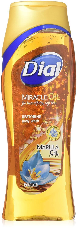 Dial Body Wash, Marula Oil, 16 Fl. Oz