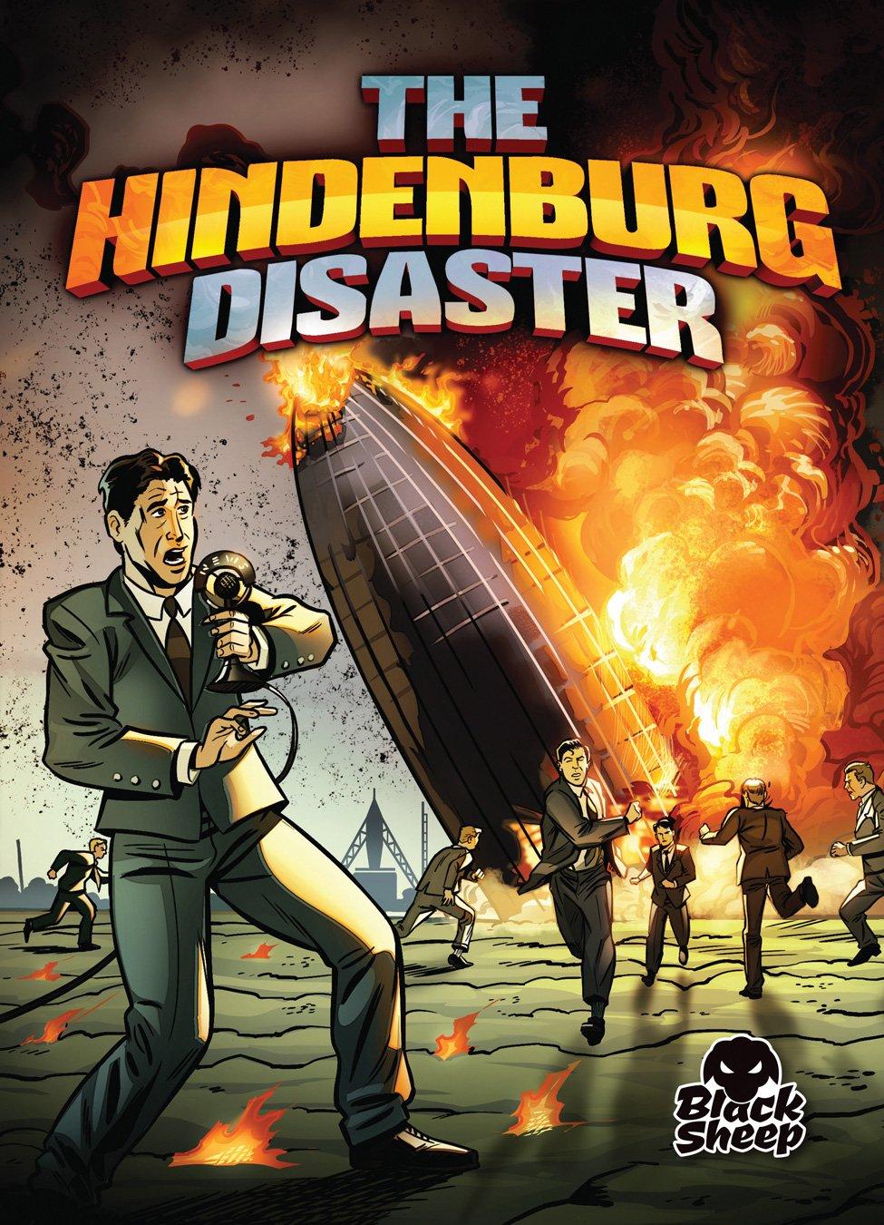 The Hindenburg Disaster (Disaster Stories)
