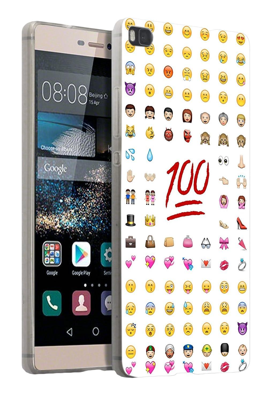 coque huawei emoji