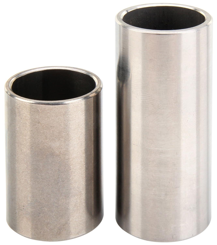 Rocktile Steel Slide (bottleneck) Pair Consisting of 4 cm and 6 cm Length 00031899