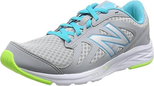 Pero Inflar ventaja  New Balance Women's 490v4 Fitness Shoes, Multicolor (Grey), 3 UK 35 EU:  Amazon.co.uk: Shoes & Bags