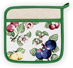 Villeroy and Boch French Garden Kitchen Pot Holder, (Single), Multi