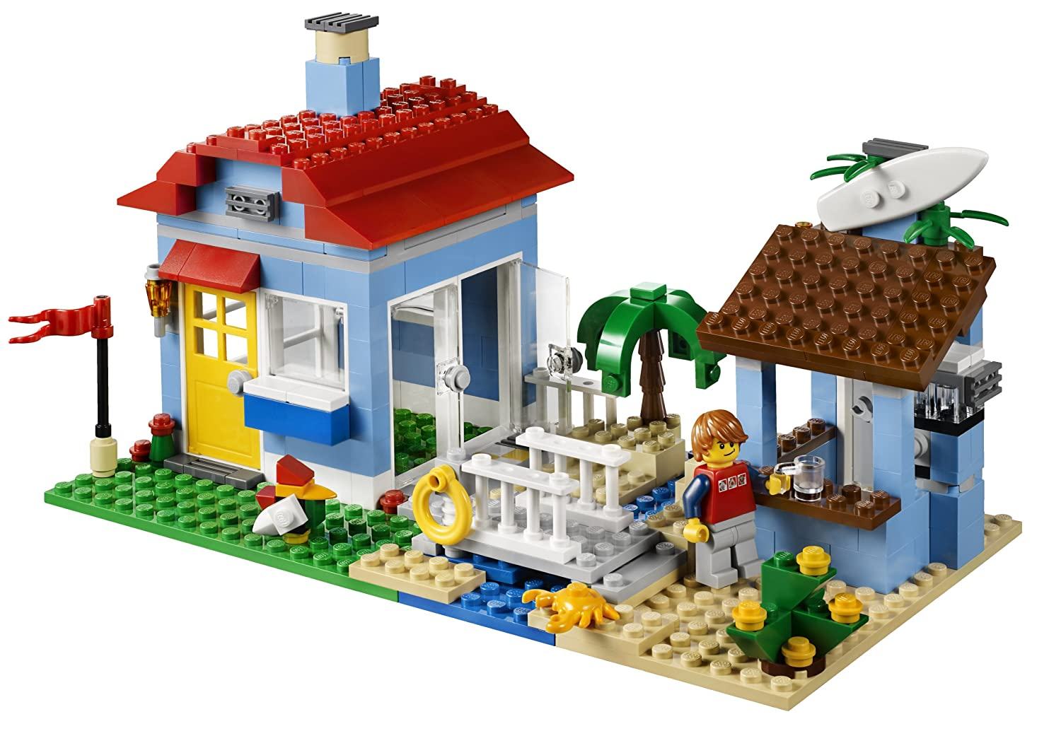 Lego creator house images galleries for Casa amazon