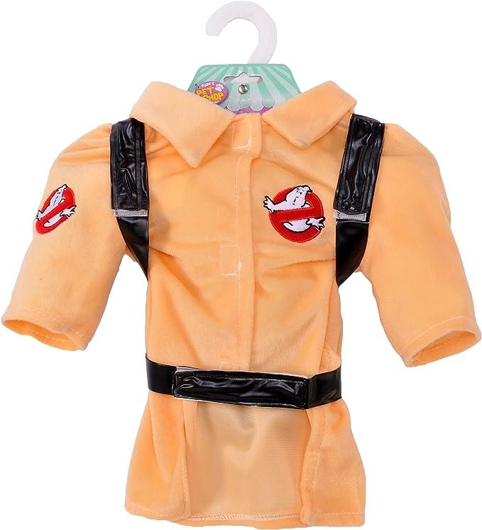 Disfraz Oficial de los Cazafantasmas para Perro RubieS, pequeño ...