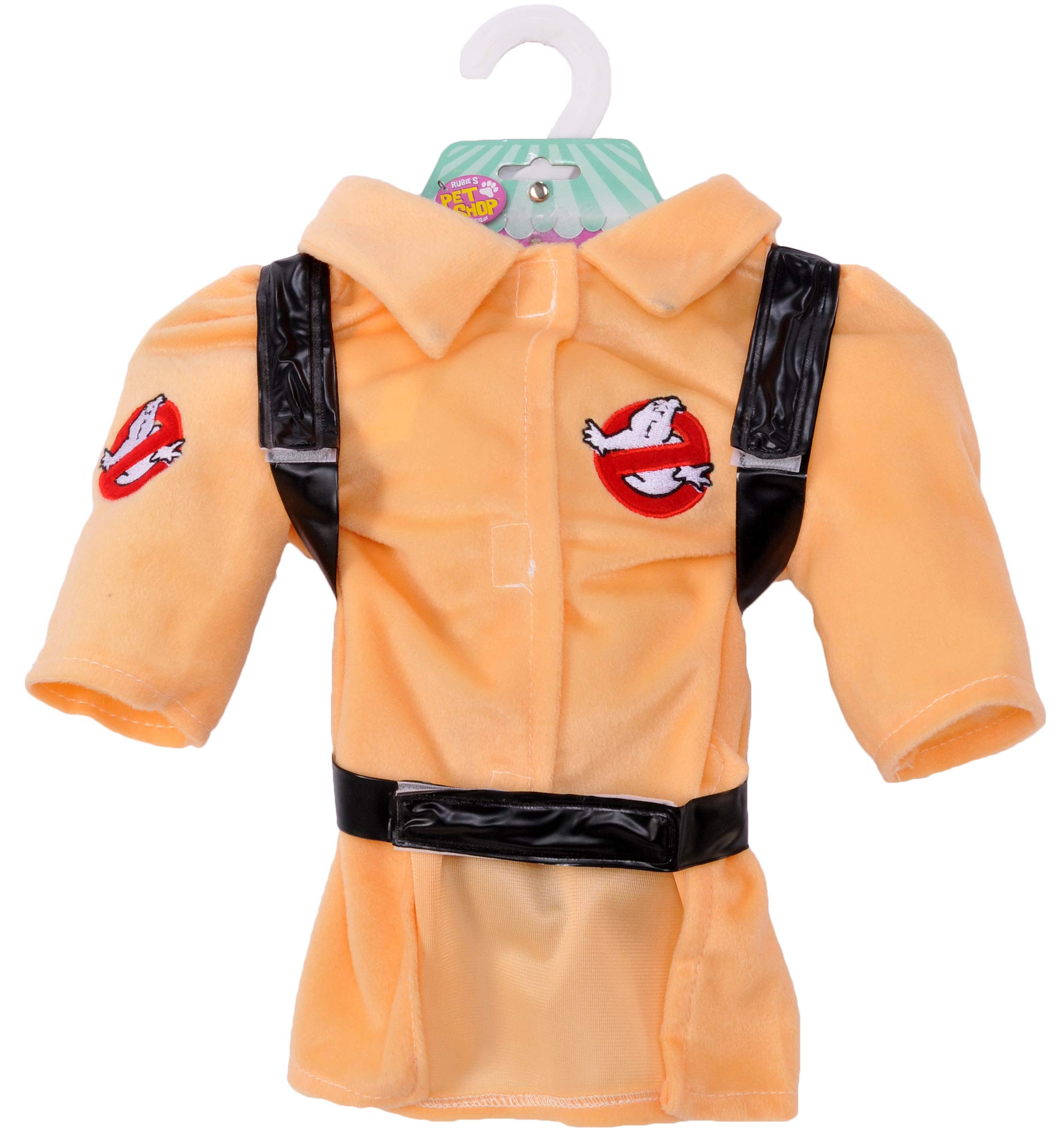 Rubie's Ghostbusters Movie Pet Costume, Large, Ghostbuster Jumpsuit by Rubie's (Image #4)