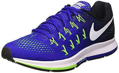 f835ac670636 Nike Men s Air Zoom Pegasus 33 Gymnastics Shoes  Amazon.co.uk  Shoes ...