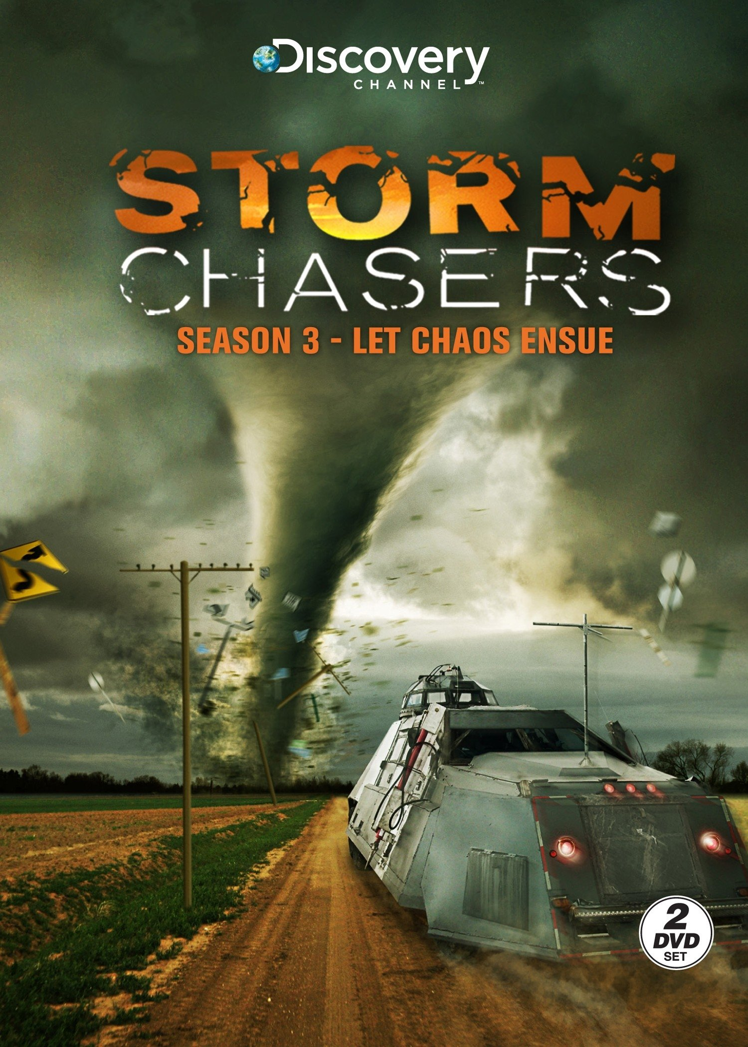 Storm Chasers: Season 3 by Discovery - Gaiam