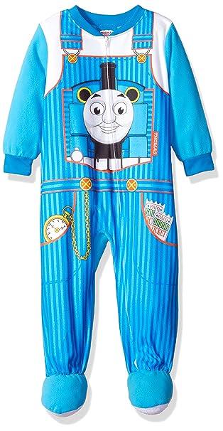 Amazon.com: Thomas el Tren Boys Choo-Choo Footed manta ...