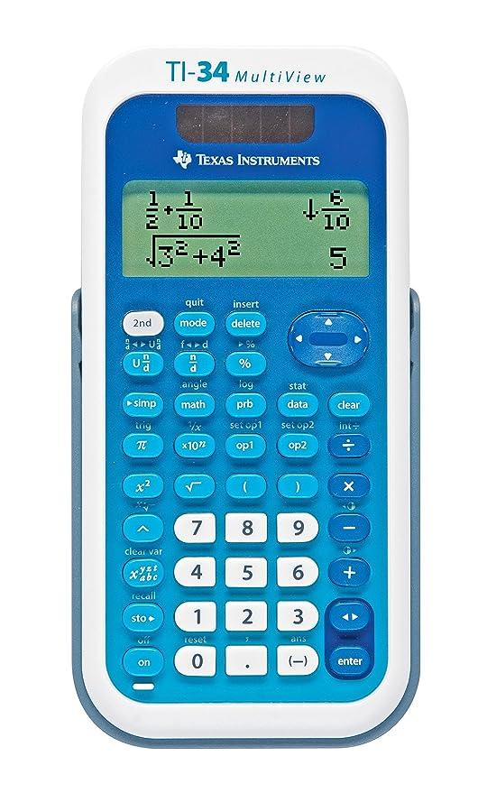 Texas instruments calculator ti-34.