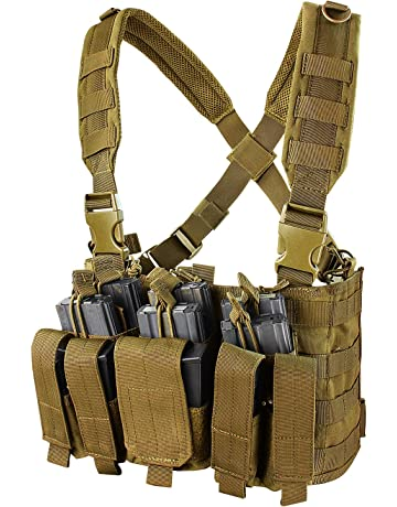 aa9d2c891 Amazon.com: Tactical Vests - Protective Body Equipment: Sports ...
