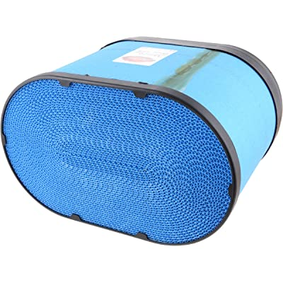 Luber-finer LAF2753 Heavy Duty Air Filter: Automotive [5Bkhe0918172]