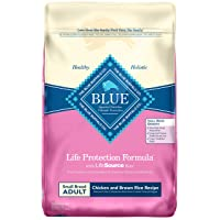 Blue Buffalo Life Protection Formula Small Breed Dog Food – Natural Dry Dog Food...
