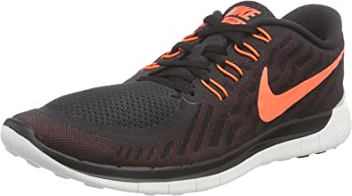 Nike Free 5.0+ tenis para correr sintéticos respirables, para hombre