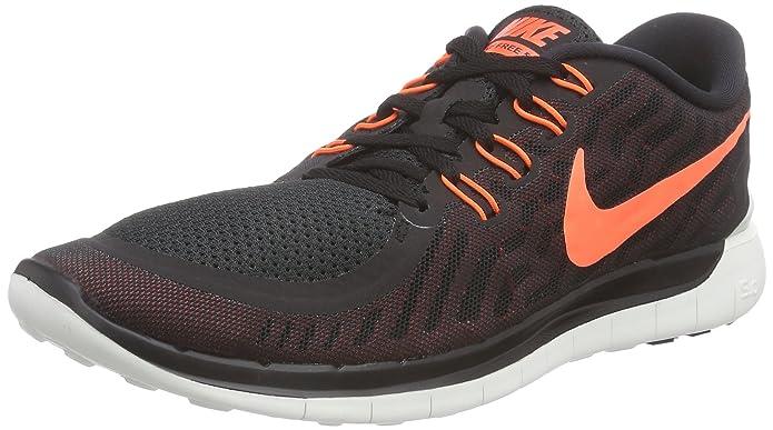 hot sale online 4de55 f776f Amazon.com   Nike Men s Free 5.0 Running Shoe   Road Running