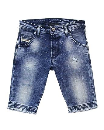 802540c0b95 Amazon.com: Diesel Boys' Denim Shorts Prooli-N, Sizes 8-16 - 16 ...