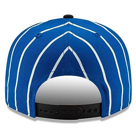 outlet store b1941 12a95 Amazon.com   New Era NBA Men s Orlando Magic Hardwood Classic Nights 3  9Fifty Adjustable Snapback Hat Blue   Sports   Outdoors