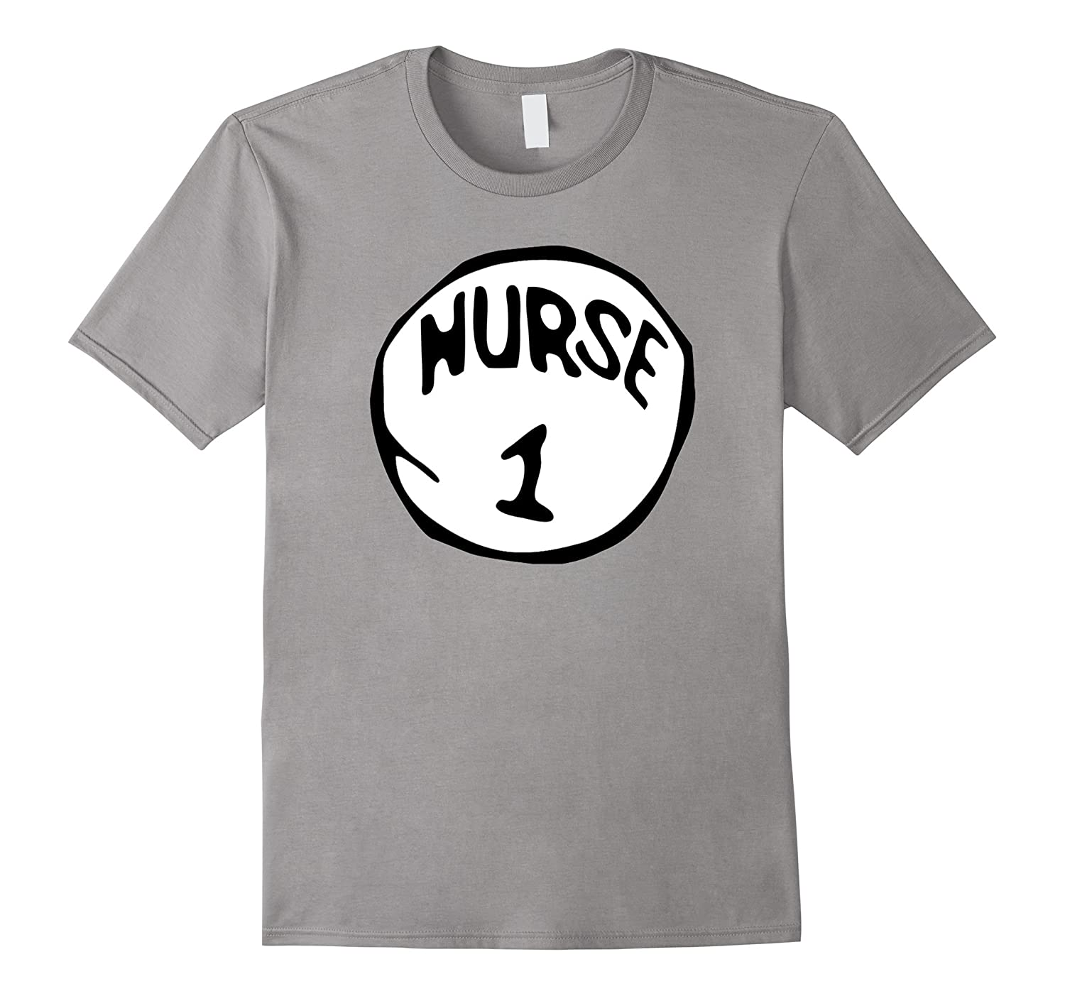 66191bc25de9 Nurse 1 Funny RN Holiday Halloween Costume Nurses T-Shirt – Ticalolo.com