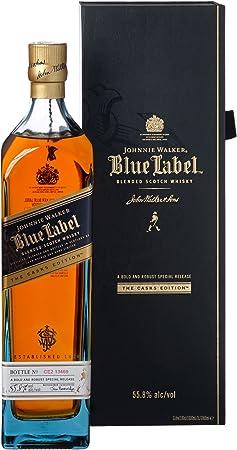Walker Blue Label The CASKS Edition, 1 l