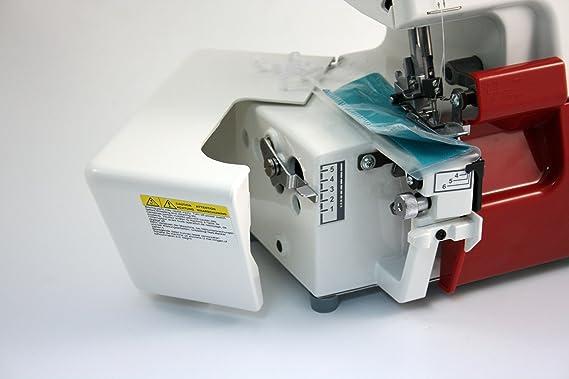 Toyota SLR4D - Máquina de Coser overlock, Velocidad de Costura ...