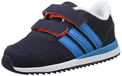 adidas Sports Shoes F98477 V Jog Marino 27 Blue