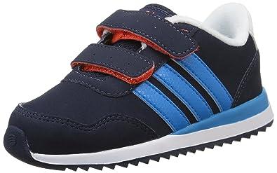 adidas Sports Shoes F98477 V Jog Marino 27 Blue
