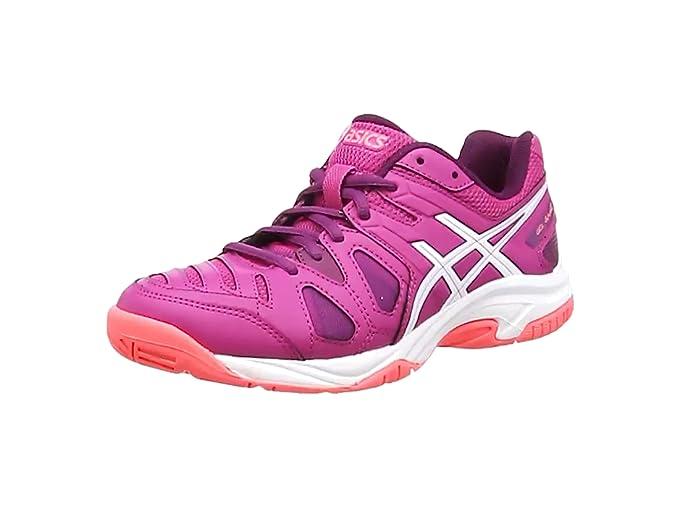 ASICS Gel-Game 5 GS, Zapatillas de Tenis para Niñas, Rosa (Berry ...