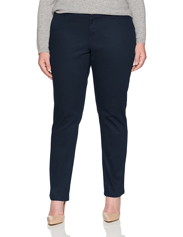 Lee Womens Original Straight Leg Pant Lee Uniform - Juniors K9432JL
