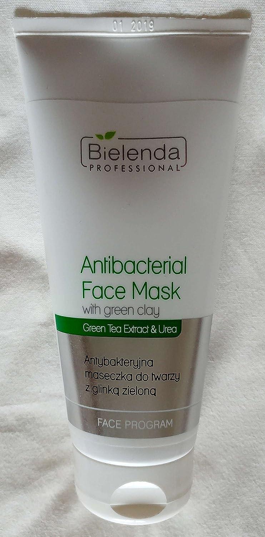 Antibacterial facial mask images 400