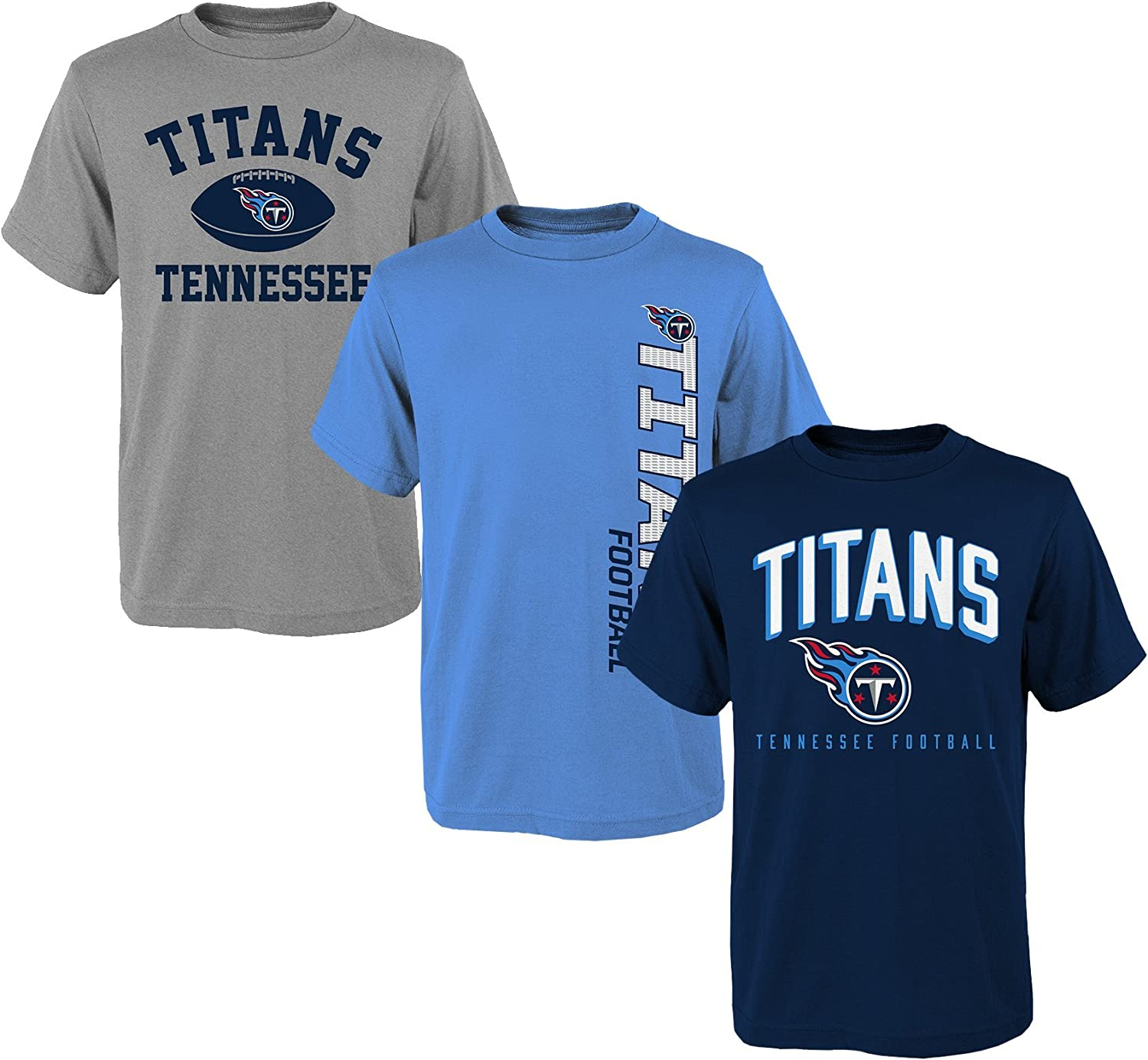 3piece Outerstuff NFL Boys 3-Piece Tee Set