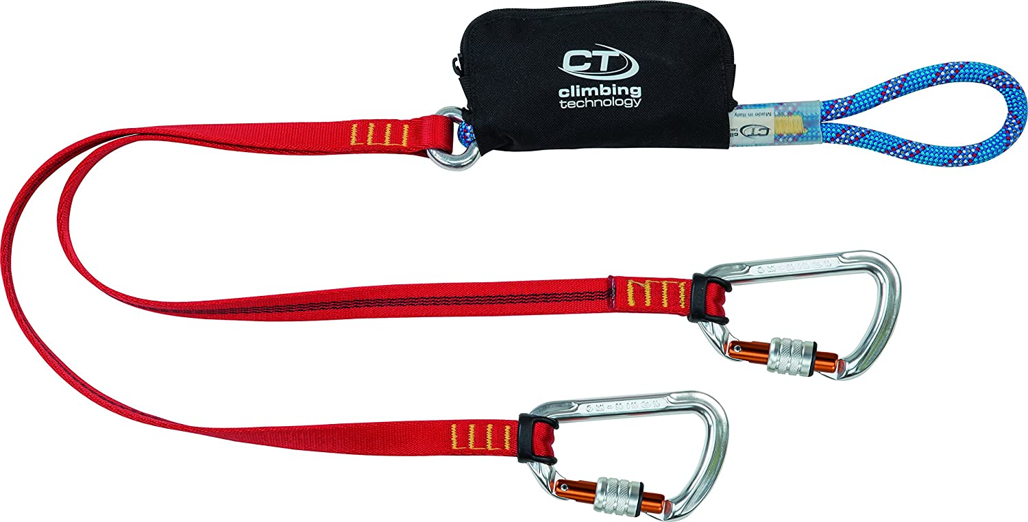 Climbing Technology Classic K-Set Spring Set Via Ferrata Aludesign