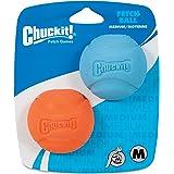 Chuckit Fetch Ball Jouet pour Chien 2 Pièces 6 cm Taille M
