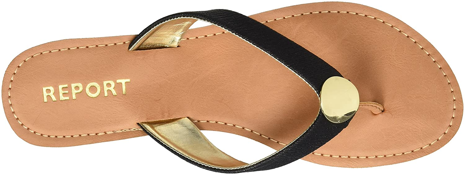 Report Seville Thong Sandal discount geniue stockist clearance reliable ArkKJl