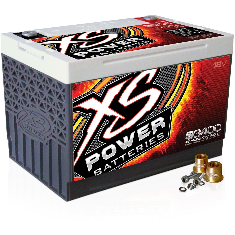 XS Power Battery S3400 12V Battery