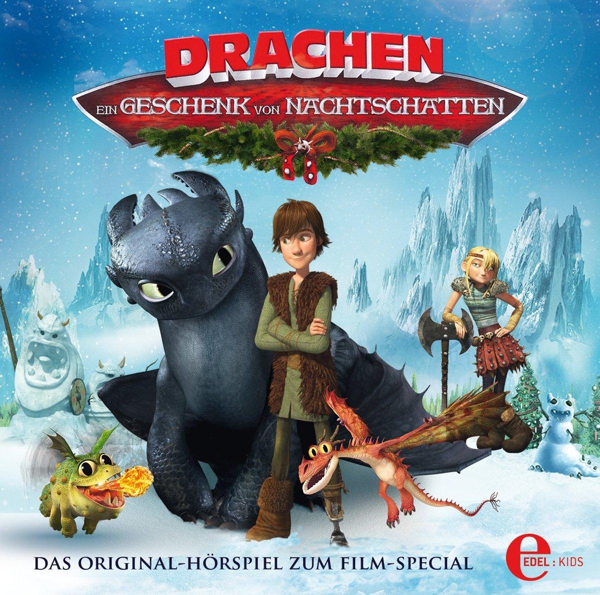 Hsp Z.Film-Special-Ein Geschenk Von Nachtschatten - Drachen: Amazon ...