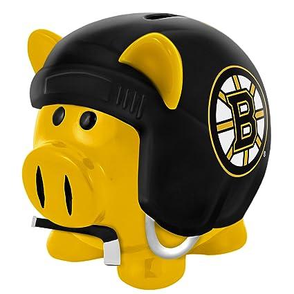 Amazon.com  Boston Bruins Helmet Piggy Bank  Sports   Outdoors 011da8b4d