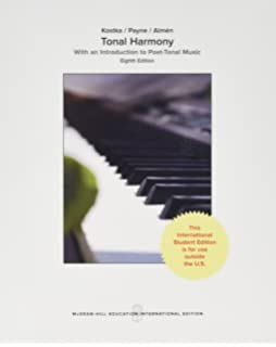 Workbook for tonal harmony stefan kostka tonal harmony customers who bought this item also bought fandeluxe Images