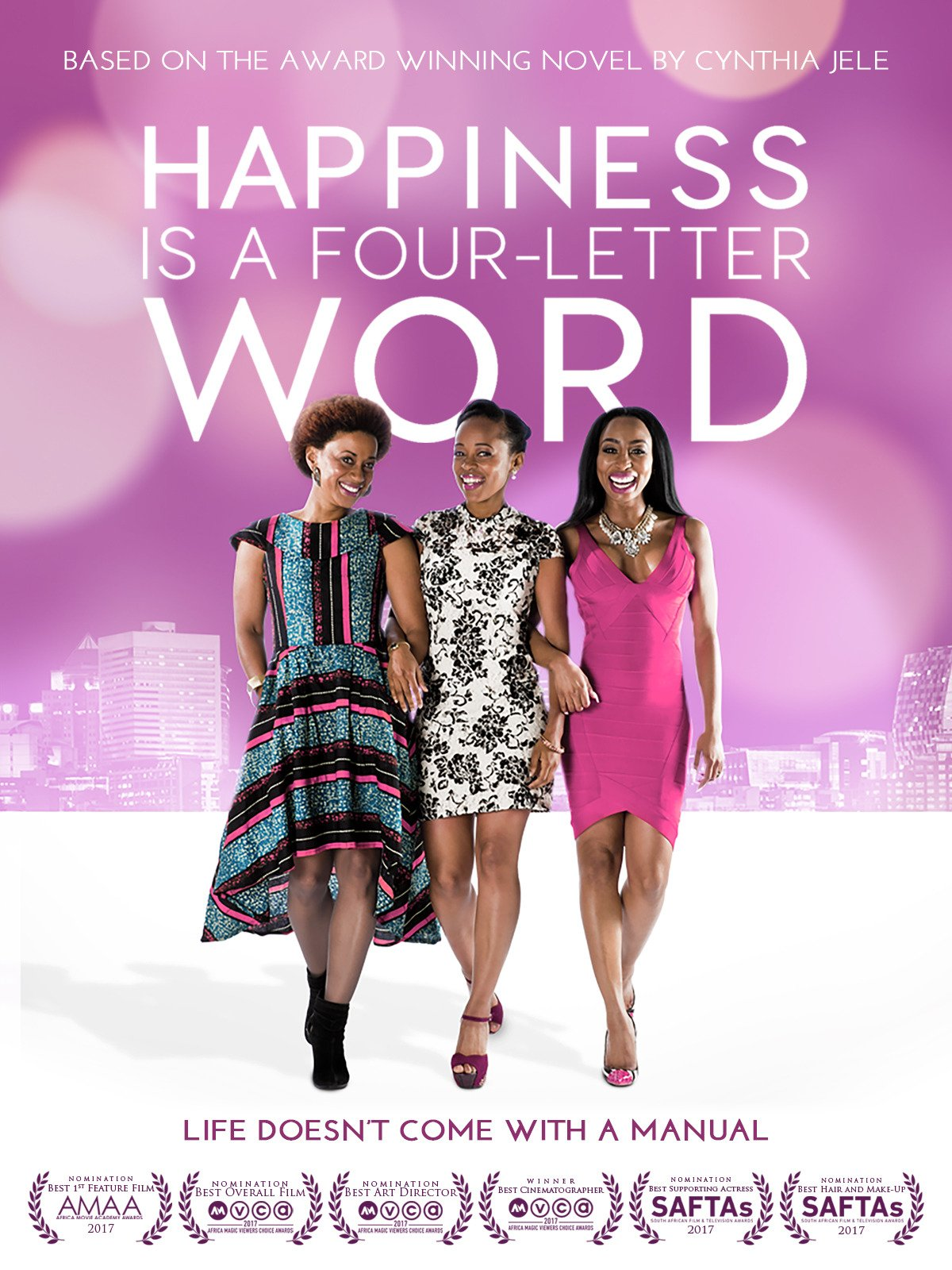 Amazon co uk: Watch Happiness Is A Four Letter Word | Prime