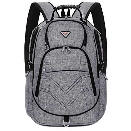 2c2c61d70e72 Amazon.com  SOCKO Laptop Backpack 18.4 Inch