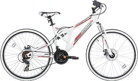 Bikesport FOCUS Bicicleta de montaña con doble suspensión, Tamaño ...