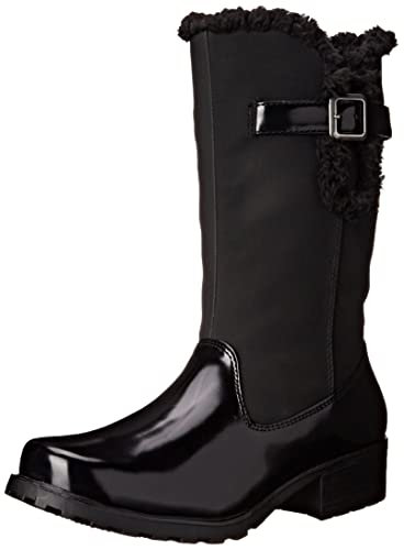 Trotters Women's Blizzard III Snow Boot, Black Box, ...