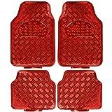 BDK MT-641-RD Red Universal Fit 4-Piece Set