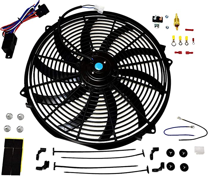 Top 10 50Mm50mm Blow Radial Cooling Fan