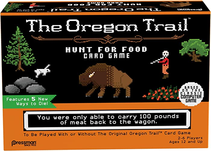 Top 9 The Oregon Trail Hunt For Food Game
