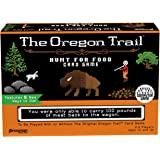 The Oregon Trail: Hunt for Food Card Game - Based On The Classic Computer Game by Pressman
