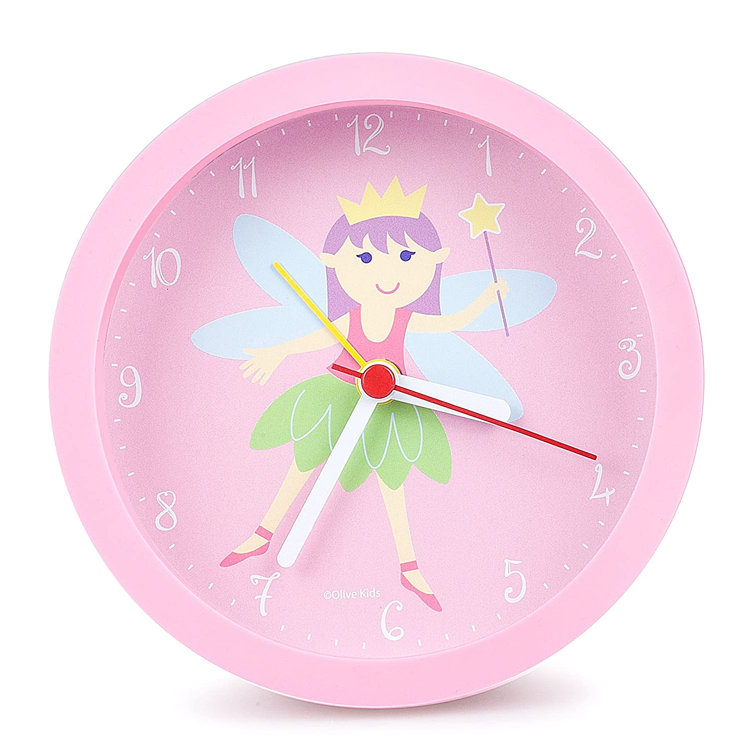Olive Kids Alarm Clock, Fairy Princess, One Size