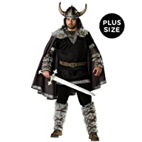 Viking Warrior Elite Men's Plus Costume