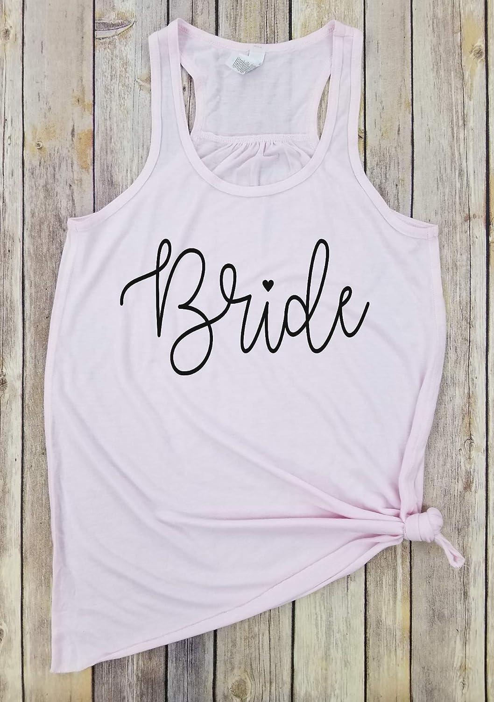 Bride Shirt honeymoon I Said Yes Honeymoon Gift Engagement Gift Wifey Shirt Bride Just Married Shirts Racerback tank Gift for Wife Wifey