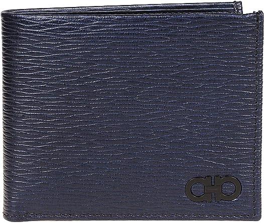 Salvatore Ferragamo Luxury Fashion Hombre 704887 Azul