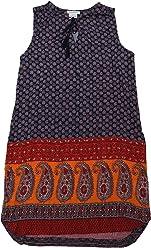 2fa68c7155 beachlunchlounge Womens Kayla Tassel Dresses
